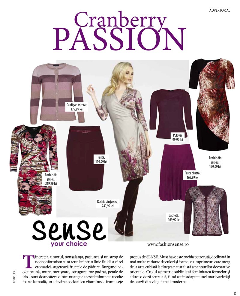 Sense Reviste pana in 2014