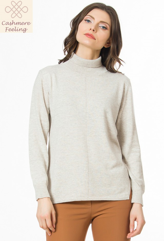 Pulover tricotat Missy