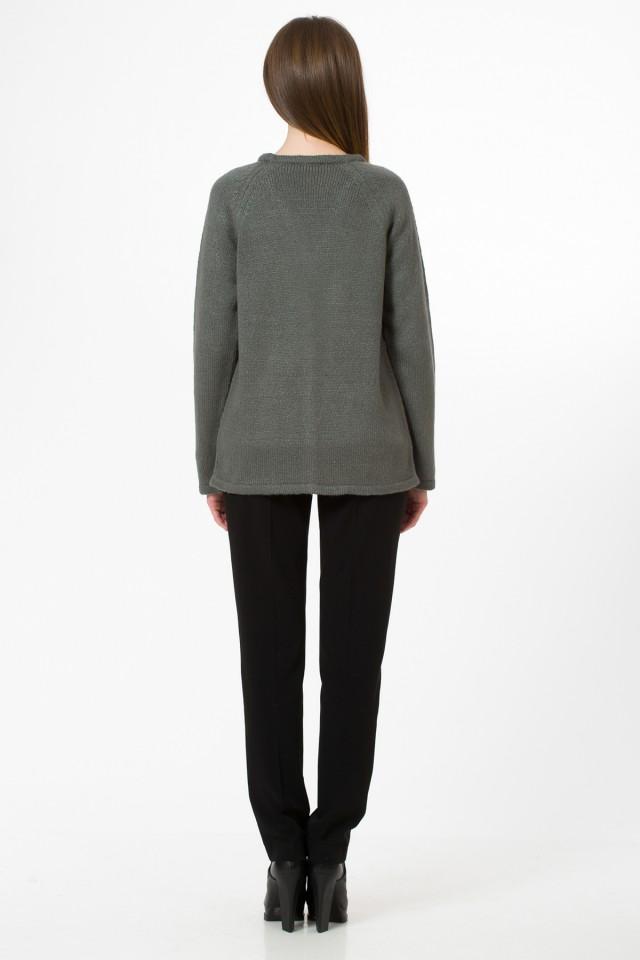Cardigan tricotat Simplicity
