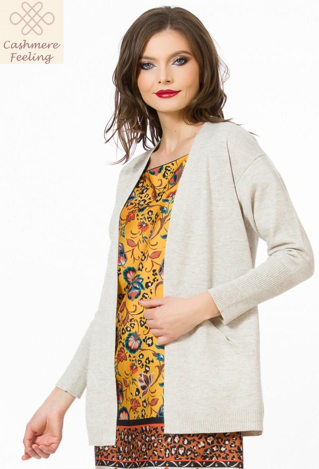 Cardigan tricotat Britt
