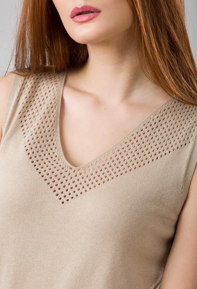 Top tricotat Maura