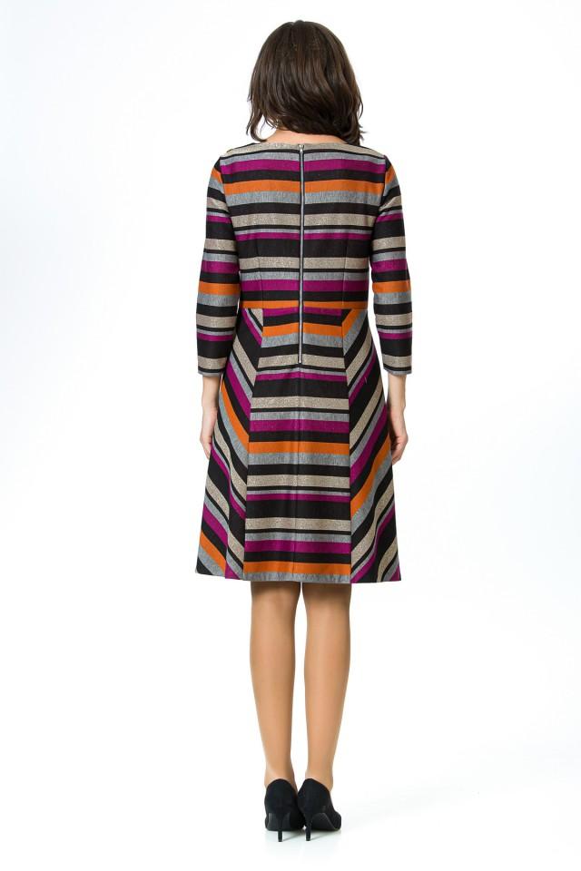 Rochie tricot Domino