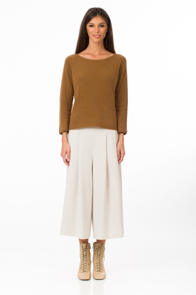 Pulover din  lana cu casmir Sorana