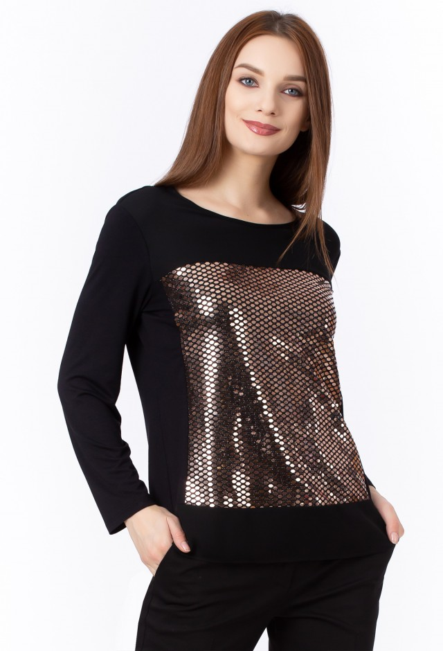 Bluza jersey Marilon