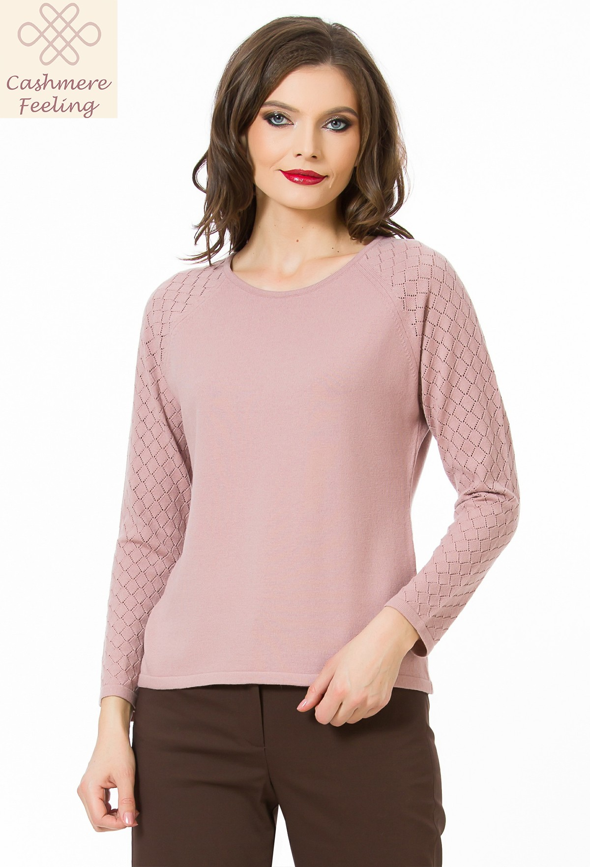 Pulover tricotat Connie