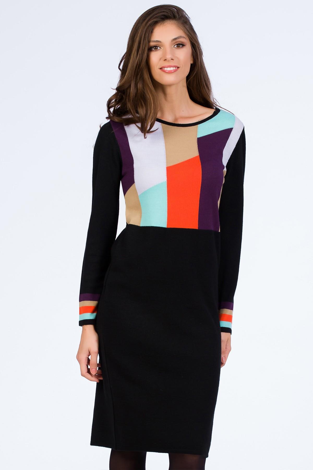Rochie tricotata Picasso