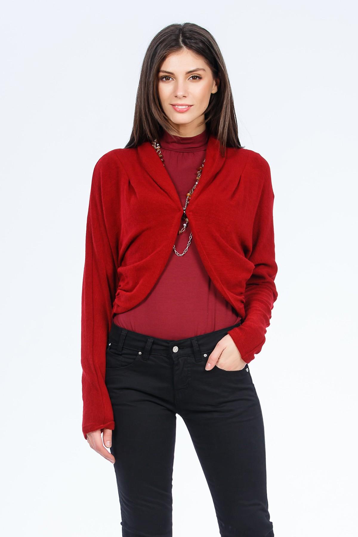 Bolero tricotat CA2457