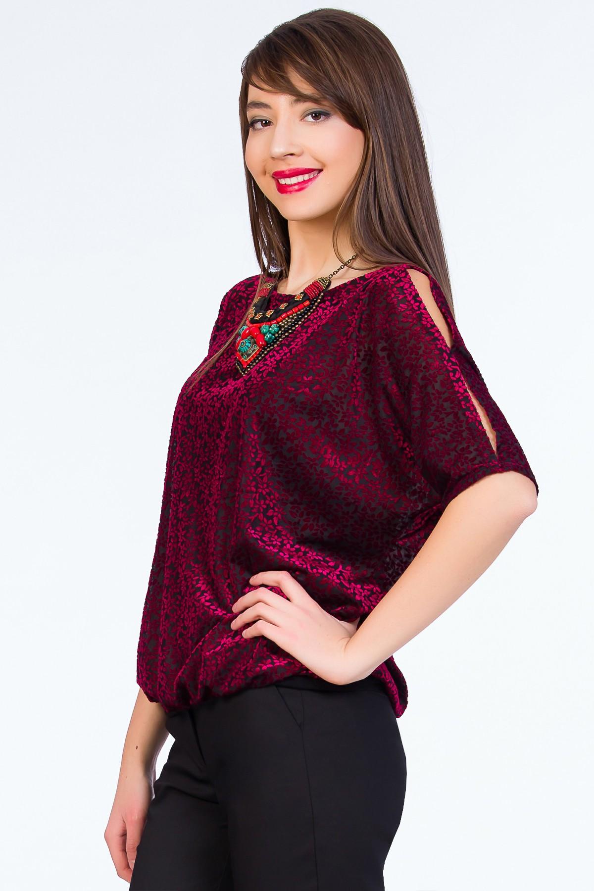 Bluza catifea Ariana