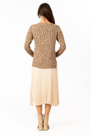 Pulover tricotat Sarah