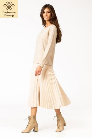 Pulover tricotat Odette