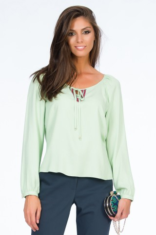 Bluza Light Green