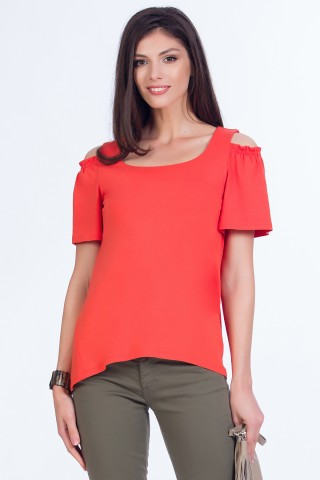 Bluza Dalida  Orange