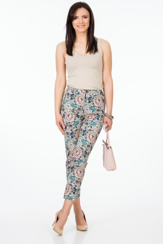 Pantalon April Multicolor