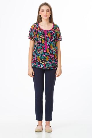 Bluza imprimata Nicolle