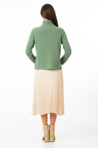 Pulover din lana cu casmir Silvana