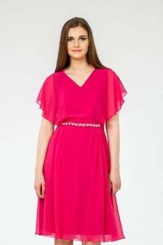 Rochie voal SLE371