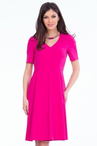 Rochie Anabella Ciclam