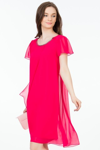 Rochie Marilyn Ciclam