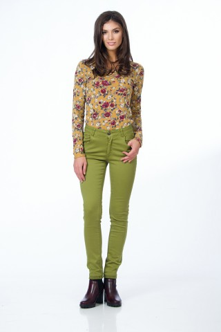Pantaloni Winter Kreed Verde