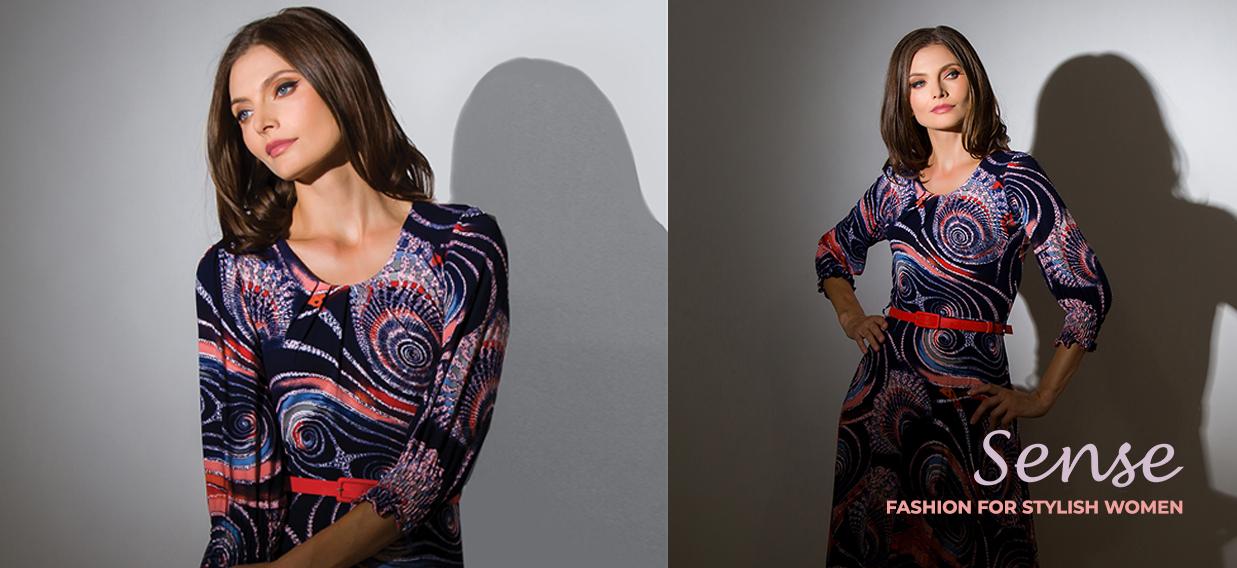 Marca romaneasca de imbracaminte si creatie vestimentara pentru femei,